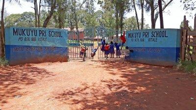 Mukuyu Prim School