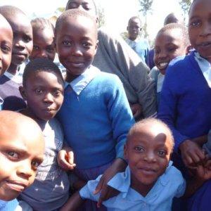 Spenden für Toiletten in Kenia
