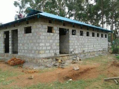 Toilettenbau