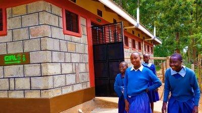 Water, Sanitation and Hygiene für Mädchenschule