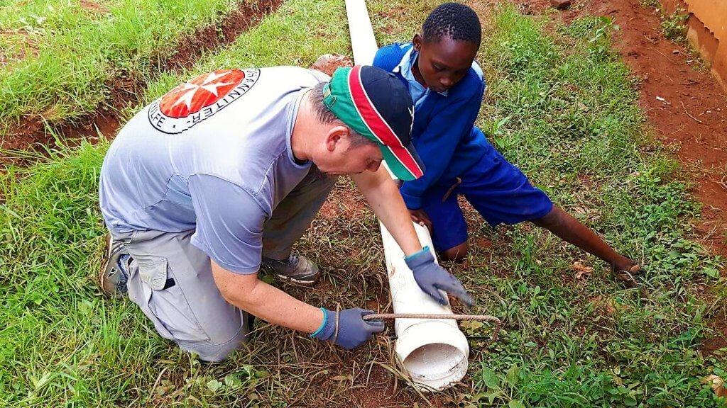 Water, hygiene & Sanitation